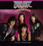 BLACK SYNDROME Fatal Attraction album cover
