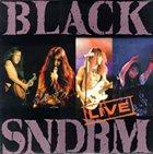 BLACK SYNDROME Live Album album cover