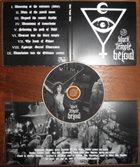 BLACK TEMPLE BELOW Black Temple Below album cover