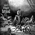 BLACK TEMPLE BELOW Promo MMXII album cover