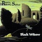 BLACK WIDOW Return to the Sabbat album cover