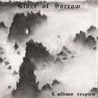 BLAZE OF SORROW L'ultimo respiro album cover