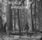 BLAZE OF SORROW The Eternal Thought album cover
