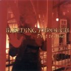 BLEEDING THROUGH Dust to Ashes album cover