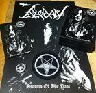 BLODARV Storms of the Past album cover