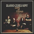 BLOOD CEREMONY Lord Of Misrule Album Cover