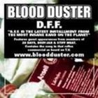 BLOOD DUSTER D.F.F. album cover