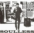 BLOOD FOR BLOOD Soulless album cover