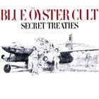 BLUE ÖYSTER CULT Secret Treaties album cover