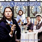 BOB MALMSTRÖM Tala Svenska Eller Dö album cover