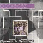 BODRAGAZ Somewhere In Switzerland album cover