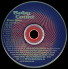 BODY COUNT Clean Mixes album cover