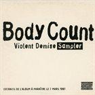 BODY COUNT Violent Demise Sampler album cover