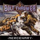 BOLT THROWER Mercenary Album Cover