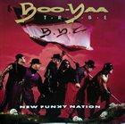BOO-YAA T.R.I.B.E. New Funky Nation album cover