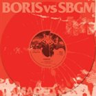 BORIS Damaged album cover