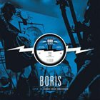 BORIS Live At Third Man Records album cover