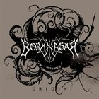 BORKNAGAR Origin album cover