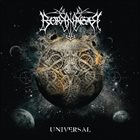 BORKNAGAR Universal album cover