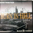 BORN FROM PAIN Burn In Hell album cover