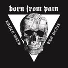 BORN FROM PAIN Dance with the Devil album cover
