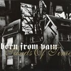 BORN FROM PAIN Sands of Time album cover