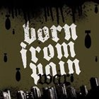 BORN FROM PAIN War album cover