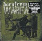BORN FROM PAIN Warfare album cover