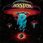 BOSTON Boston Album Cover