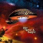BOSTON Life, Love & Hope album cover