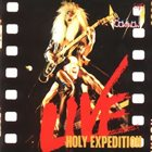 BOW WOW Holy Expedition Live album cover