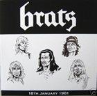 BRATS 1981 Demo album cover