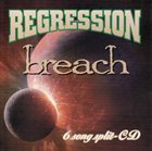 BREACH 6 Song Split-CD album cover