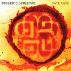 BREAKING BENJAMIN Saturate album cover