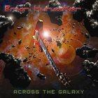 BRIAN HUNSAKER Across the Galaxy album cover