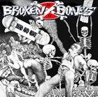 BROKEN BONES Dead & Gone album cover