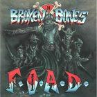 BROKEN BONES F.O.A.D. album cover