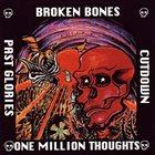 BROKEN BONES Fuck the World album cover