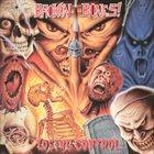BROKEN BONES Losing Control album cover