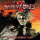 BROKEN BONES Stitched Up album cover