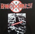 BROKEN BONES Trader in Death album cover