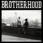 BROTHERHOOD Words Run...As Thick As Blood! album cover