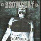 BROWBEAT Audioviolence album cover