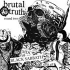 BRUTAL TRUTH Round Two album cover