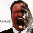 BRUTAL TRUTH Sounds of the Animal Kingdom album cover