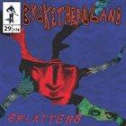 BUCKETHEAD Pike 29 - Splatters album cover