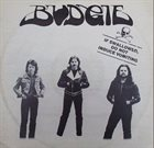BUDGIE If Swallowed, Do Not Induce Vomiting album cover