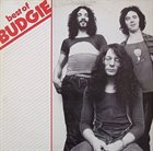 BUDGIE Best of Budgie (1981) album cover