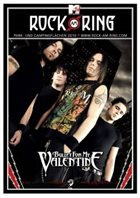 BULLET FOR MY VALENTINE Rock am Ring album cover