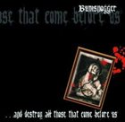 BUMSNOGGER ...And Destroy All Those That Come Before Us album cover